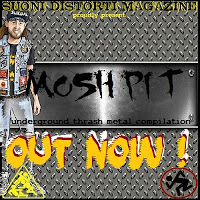 Cover:Moshpit Compilation