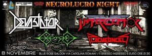 necrolucro night