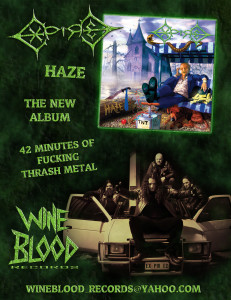 Haze new album